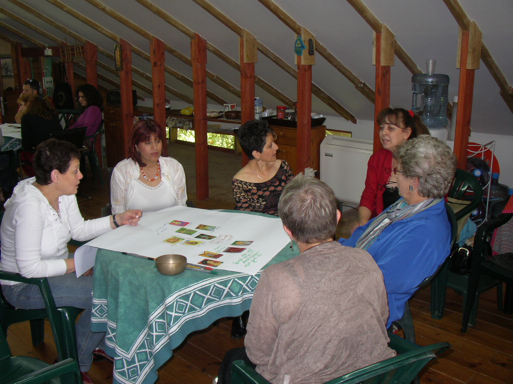 Therapy Cards workshop 2006